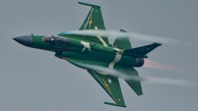 Photo ID 214723 by Radim Spalek. Pakistan Air Force Pakistan Aeronautical Complex JF 17 Thunder, 12 138