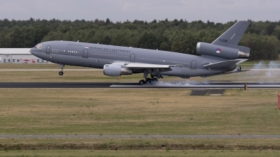 Photo ID 214724 by MANUEL ACOSTA. Netherlands Air Force McDonnell Douglas KDC 10 30CF, T 235