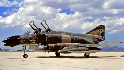 Photo ID 214793 by Gerrit Kok Collection. USA USA McDonnell Douglas F 4D Phantom II, 66 7472