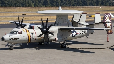 Photo ID 214808 by Alex Jossi. USA Navy Grumman E 2C Hawkeye, 165648