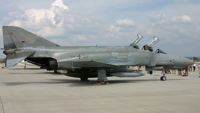 Photo ID 25035 by markus altmann. Germany Air Force McDonnell Douglas F 4F Phantom II, 38 67