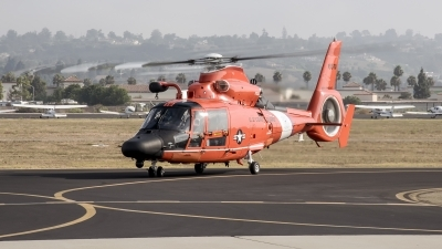 Photo ID 219569 by W.A.Kazior. USA Coast Guard Aerospatiale HH 65B Dolphin, 6510