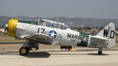 Photo ID 215223 by W.A.Kazior. Private Private North American SNJ 5 Texan, N1038A