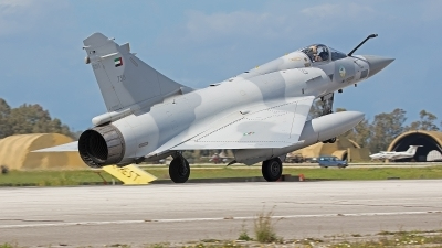 Photo ID 214867 by Lars Kitschke. United Arab Emirates Air Force Dassault Mirage 2000 9EAD, 738
