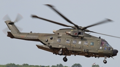 Photo ID 214873 by Michael Fisher. UK Navy Agusta Westland Merlin HC3A Mk512, ZK001