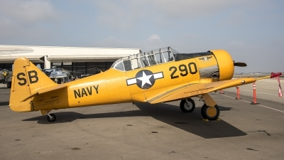 Photo ID 215268 by W.A.Kazior. Private Private North American SNJ 5 Texan, N89014