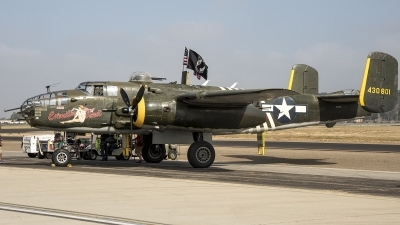 Photo ID 214886 by W.A.Kazior. Private American Aeronautical Foundation North American B 25J Mitchell, N30801