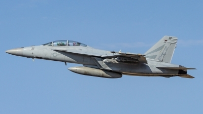 Photo ID 215559 by Paul Varner. USA Navy Boeing F A 18F Super Hornet, 166882