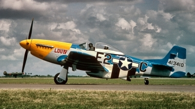 Photo ID 214895 by Alex Staruszkiewicz. Private Consolidated Airways North American P 51D Mustang, NL51KD
