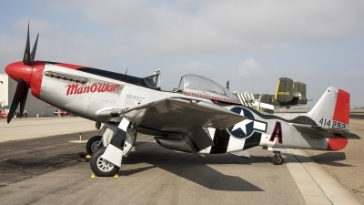 Photo ID 214946 by W.A.Kazior. Private Private North American P 51D Mustang, N44727