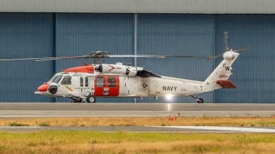 Photo ID 214950 by Paul Varner. USA Navy Sikorsky MH 60S Knighthawk S 70A, 165758