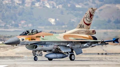 Photo ID 214933 by Anthony Hershko. Israel Air Force General Dynamics F 16C Fighting Falcon, 324