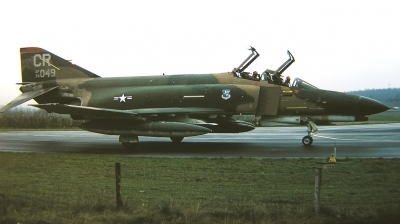 Photo ID 215031 by Arie van Groen. USA Air Force McDonnell Douglas F 4E Phantom II, 74 1049