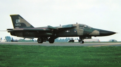 Photo ID 214988 by Arie van Groen. USA Air Force General Dynamics F 111E Aardvark, 68 0073