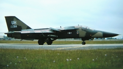 Photo ID 214989 by Arie van Groen. USA Air Force General Dynamics F 111E Aardvark, 68 0084