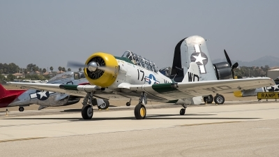 Photo ID 215127 by W.A.Kazior. Private Private North American SNJ 5 Texan, N1038A