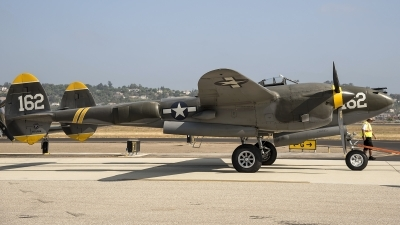 Photo ID 215128 by W.A.Kazior. Private Planes of Fame Air Museum Lockheed P 38J Lightning, N138AM