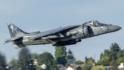 Photo ID 215003 by Paul Varner. USA Marines McDonnell Douglas AV 8B Harrier ll, 165572