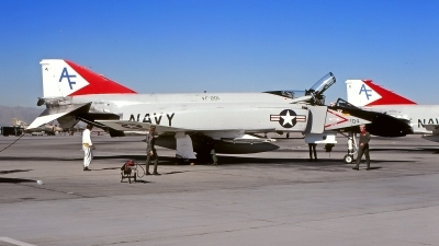 Photo ID 215133 by Gerrit Kok Collection. USA Navy McDonnell Douglas F 4N Phantom II, 151484