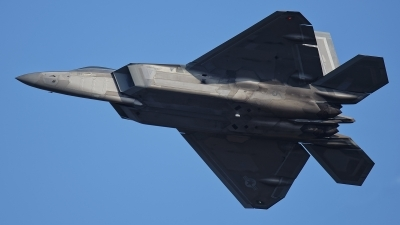 Photo ID 215069 by Rainer Mueller. USA Air Force Lockheed Martin F 22A Raptor, 05 4094