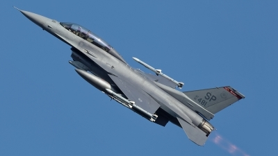 Photo ID 215072 by Rainer Mueller. USA Air Force General Dynamics F 16D Fighting Falcon, 91 0481