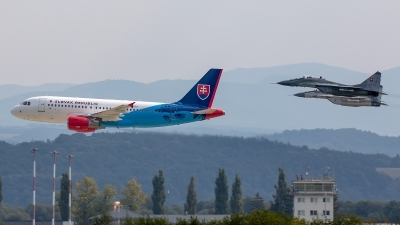 Photo ID 215083 by Radim Koblizka. Slovakia Government Airbus A319 115CJ, OM BYA