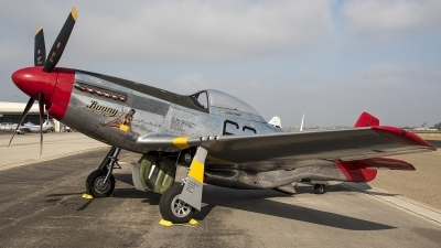 Photo ID 215113 by W.A.Kazior. Private Palm Springs Air Museum North American P 51D Mustang, N151BP