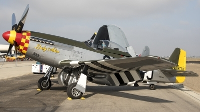 Photo ID 219423 by W.A.Kazior. Private Private North American P 51D Mustang, N151MW