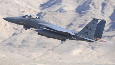 Photo ID 215144 by Peter Boschert. USA Air Force McDonnell Douglas F 15E Strike Eagle, 87 0196