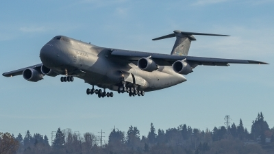 Photo ID 215126 by Paul Varner. USA Air Force Lockheed C 5M Super Galaxy L 500, 87 0045