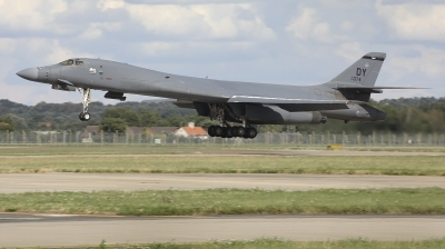 Photo ID 215217 by Luca Chadwick. USA Air Force Rockwell B 1B Lancer, 85 0074