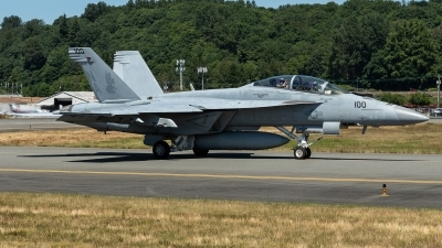 Photo ID 215161 by Paul Varner. USA Navy Boeing F A 18F Super Hornet, 166961