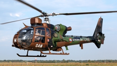 Photo ID 215212 by Carl Brent. France Army Aerospatiale SA 342M Gazelle, 3863