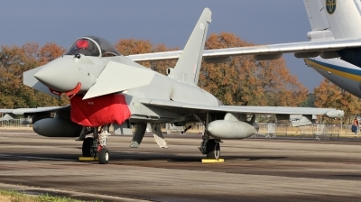 Photo ID 215168 by Milos Ruza. UK Air Force Eurofighter Typhoon FGR4, ZK426