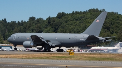 Photo ID 215248 by Max Welliver. USA Air Force Boeing KC 46A Pegasus 767 200LRF, 15 46006