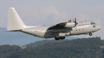 Photo ID 215249 by Andreas Zeitler - Flying-Wings. Austria Air Force Lockheed C 130K Hercules, 8T CC