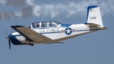 Photo ID 215253 by W.A.Kazior. Private Private Beech T 34A Mentor, N134LM