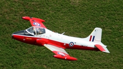 Photo ID 223350 by Sybille Petersen. Private Private BAC Jet Provost T5, G BWSG