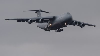 Photo ID 215344 by Luca Fahrni. USA Air Force Lockheed C 5M Super Galaxy L 500, 85 0001