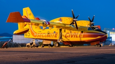 Photo ID 215336 by Jean-Baptiste GRITTI. France Securite Civile Canadair CL 415, F ZBMF