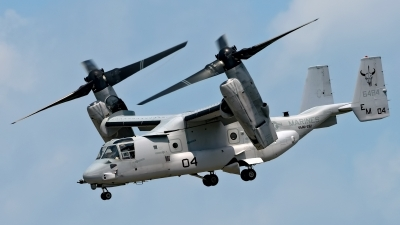 Photo ID 215363 by Rod Dermo. USA Marines Bell Boeing MV 22B Osprey, 166484