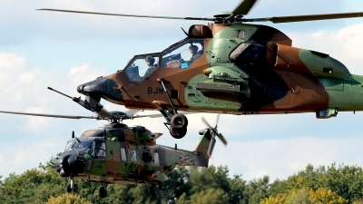 Photo ID 215396 by Carl Brent. France Army Eurocopter EC 665 Tiger HAD, 6013