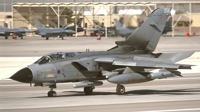 Photo ID 215394 by Peter Boschert. UK Air Force Panavia Tornado GR4, ZA588