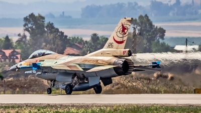 Photo ID 216083 by Anthony Hershko. Israel Air Force General Dynamics F 16C Fighting Falcon, 326