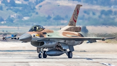 Photo ID 215756 by Anthony Hershko. Israel Air Force General Dynamics F 16C Fighting Falcon, 350