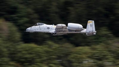 Photo ID 215797 by Max Welliver. USA Air Force Fairchild A 10C Thunderbolt II, 78 0684