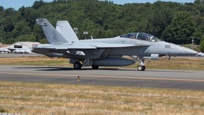 Photo ID 215423 by Max Welliver. USA Navy Boeing F A 18F Super Hornet, 166961