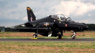 Photo ID 215427 by Carl Brent. UK Air Force BAE Systems Hawk T 2, ZK027