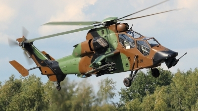 Photo ID 215652 by kristof stuer. France Army Eurocopter EC 665 Tiger HAD, 6013