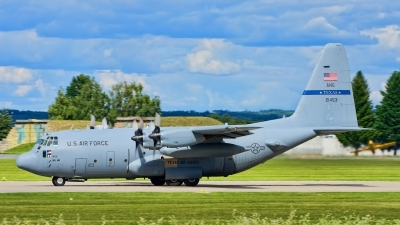 Photo ID 217073 by Radim Spalek. USA Air Force Lockheed C 130H Hercules L 382, 92 1453